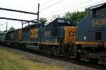 CSX 6415 third on Q410